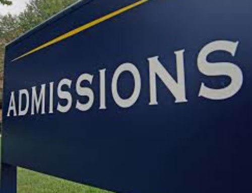 Positive Change in College Admissions
