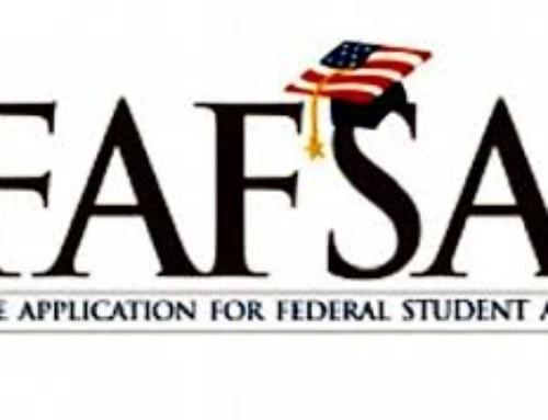 FAFSA Application Season